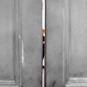 Museum Kunstpalast Düsseldorf, Black+White - Von Dürer bis Eliasson, Ralph Goertz, Leiter des Instituts für Kunstdokumentation und Szenografie, Foto: © 2018 k.enderlein FOTOGRAFIE
