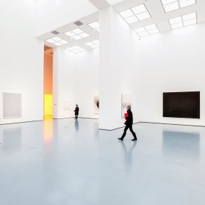Museum Kunstpalast Düsseldorf, Black+White - Von Dürer bis Eliasson, Foto: © 2018 k.enderlein FOTOGRAFIE