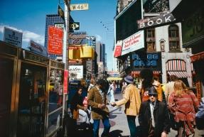 New York 1976 © Joel Meyerowitz