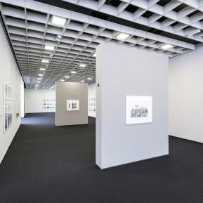 JOSEF ALBERS MUSEUM QUADRAT BOTTROP, Ausstellung Bernd und Hilla Becher. Bergwerke, Ausstellungsansicht - Foto: © k.enderlein FOTOGRAFIE