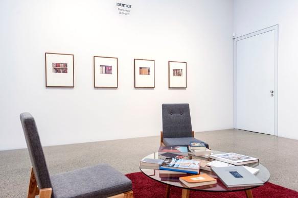MUSEUM FOLKWANG, Luigi Ghirri - Karte und Gebiet, Ausstellungsansicht, Foto: © 2018 k.enderlein FOTOGRAFIE