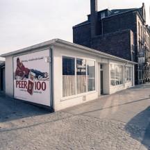 AUSSENWERBUNG WESEL 1979 © k.enderlein FOTOGRAFIE