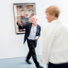 Anthony Cragg im Museum Kunstpalast, © 2018 k.enderlein FOTOGRAFIE