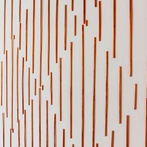 "Stiftung Insel Hombroich, Remo Salvadori im Siza Pavillon, ""Alveare, 19967-2018"", Detailansicht, © 2018 k.enderlein FOTOGRAFIE"