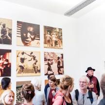 Ausstellungseröffnung Bertram Rutz - Dark Passage/Unlimited © 2018 k.enderlein FOTOGRAFIE