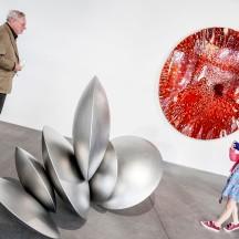 SECRET INGREDIENTS - Thomas Schönauer bei Engelage und Lieder, Düsseldorf - Ausstellungseröffnung Foto: © 2018 k.enderlein FOTOGRAFIE