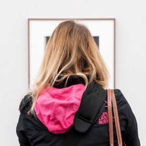 JOSEF ALBERS MUSEUM QUADRAT, Bernhard Fuchs. Justin Matherly. Tobias Pils – Fotografie. Skulptur. Malerei, Ausstellungsvorbesichtigung, © 2018 k.enderlein FOTOGRAFIE
