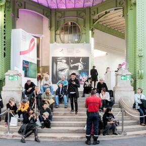 PARIS PHOTO - 22. Internationale Messe für das Medium Fotografie im Grand Palais in Paris, © 2018 k.enderlein FOTOGRAFIE