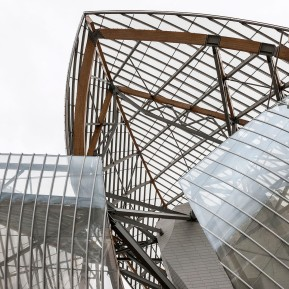 Fondation Louis Vuitton Paris, © 2018 k.enderlein FOTOGRAFIE