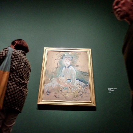 Musée d`Orsay, Paris - Berthe Morisot © 2019 k.enderlein FOTOGRAFIE