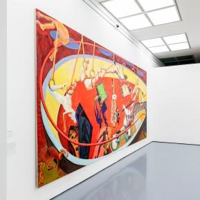 KUNSTPALAST Düsseldorf - Norbert Tadeusz, Ausstellungsansicht © 2019 k.enderlein FOTOGRAFIE