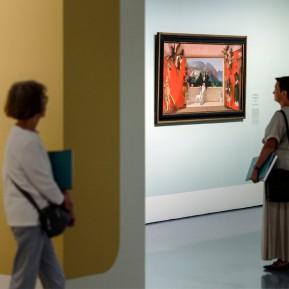 """KUNSTPALAST DÜSSELDORF - """"Kunst in der DDR"""", Ausstellungsansicht © 2019 k.enderlein FOTOGRAFIE"""