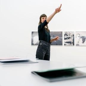 NRW-Forum Düsseldorf, gute aussichten - junge deutsche fotografie 2019/2020, Larissa Rosa Lackner © 2019 k.enderlein FOTOGRAFIE
