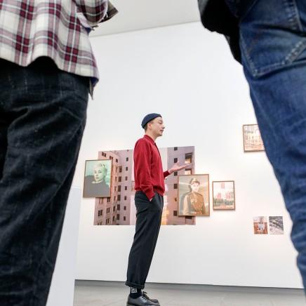 NRW-Forum Düsseldorf, gute aussichten - junge deutsche fotografie 2019/2020, Lukas van Bentum © 2019 k.enderlein FOTOGRAFIE