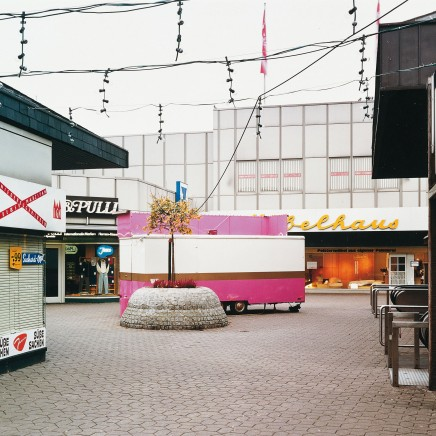 City-Center, Essen 1984; Copyright: Fotoarchiv Ruhr Museum, Foto: Thomas Becker