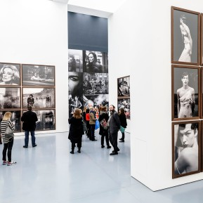 PETER LINDBERGH - Untold Stories, Kunstpalast Düsseldorf, Ausstellungsansicht © 2020 k.enderlein FOTOGRAFIE