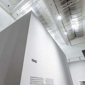 PABLO PICASSO.Kriegsjahre 1939 bis 1945, K20 Düsseldorf, Ausstellungsansicht © 2020 k.enderlein FOTOGRAFIE
